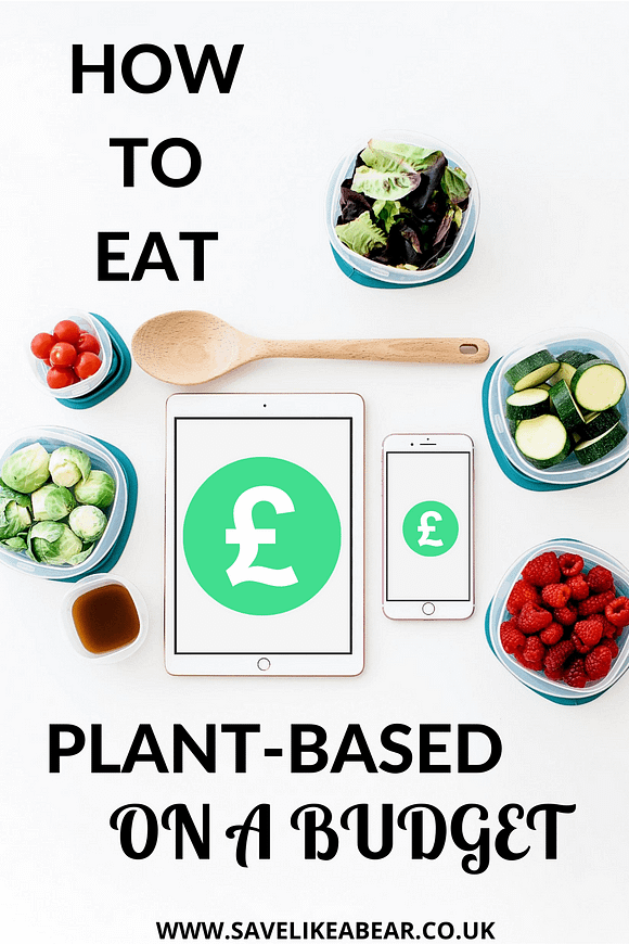 How to eat plant-based on a budget